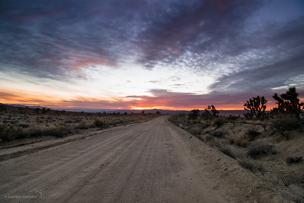 The Mojave Road