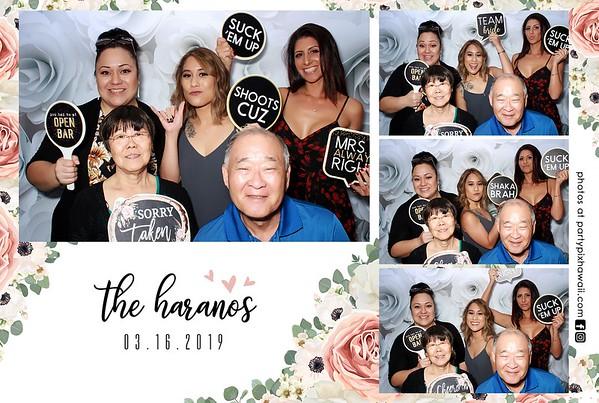 Daniel & Meagan's Wedding (LED Dazzle Photo Booth)