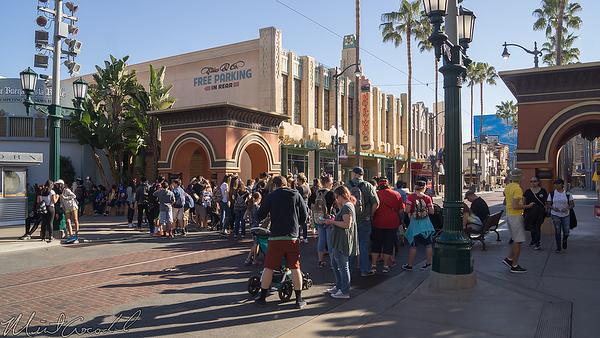 Disneyland Resort, Disney California Adventure, Hollywood Land