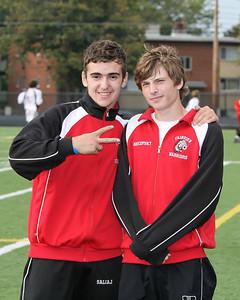 Boys Soccer v. Rocky River 10-8-08