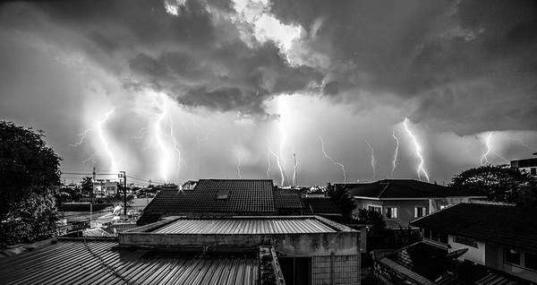 Thailand Lightning 09/29/18