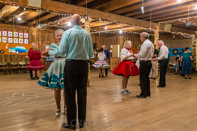 Square Dancing in Joseph