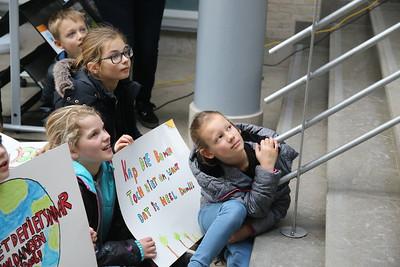 20190219 Klimaatprotest scholen Weelde & Ravels-Eel