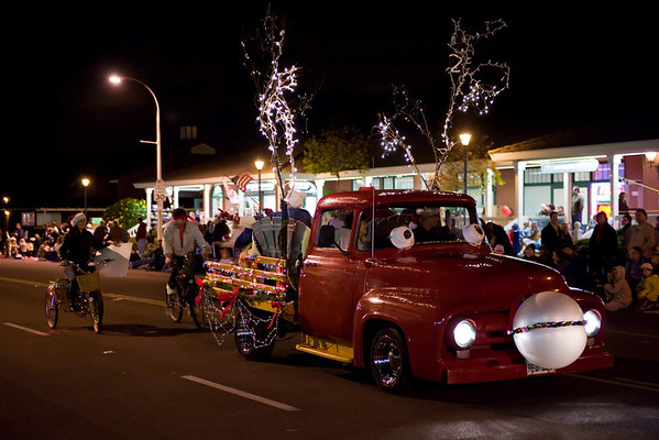 Encinitas Christmas Parade