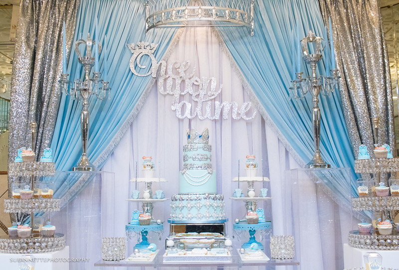 Royal Carriage Baby Shower