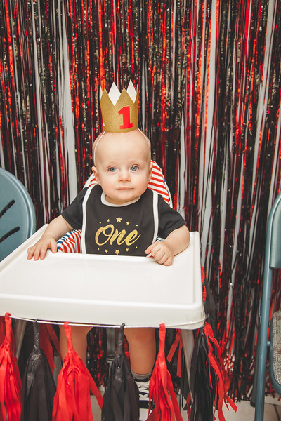 Mason Carter {Birthday} Party