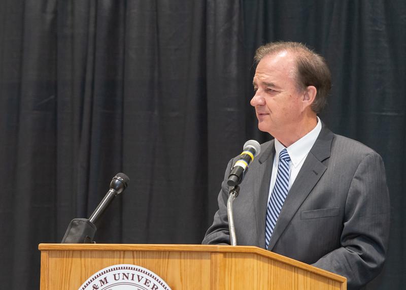 Texas A&M University System Chancellor John Sharp