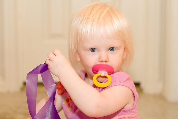 Kaetlyn - 1 year old