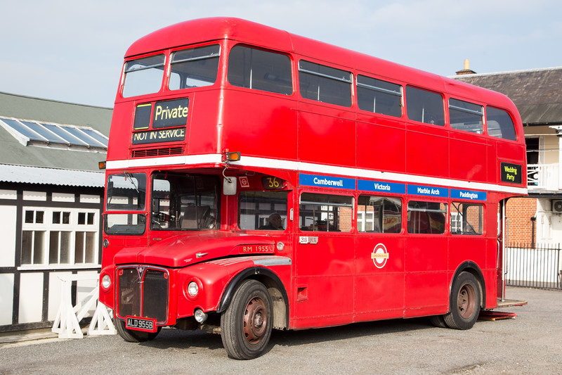 ALD955B London Transport RM1955