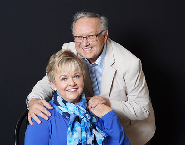 Darlene and James