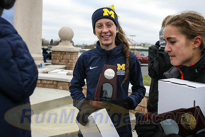 Awards - 2016 NCAA D1 XC Championships