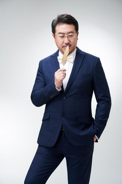 形象照/ 「美聲主廚」邊田庄餐飲事業, 執行長