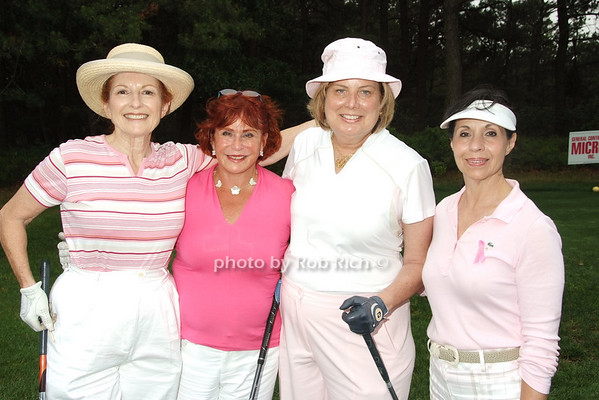 Roz Goldberg, Ellen Larner, Carol Judelson, Marion Garfield