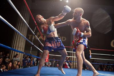 Sean vs Raden 9-16-11 Fight Photos