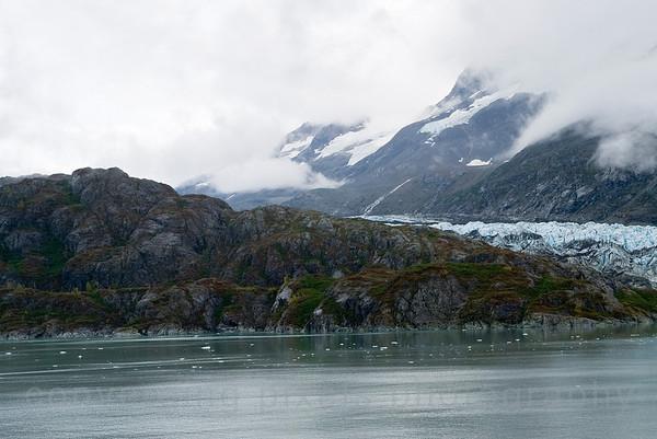 """Glacier Bay National Park, Alaska. """"Glacier Bay #6"""""""