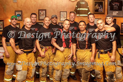 Firefighter Calendar Release Party