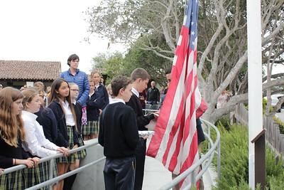 Flag Raising & Family Picnic