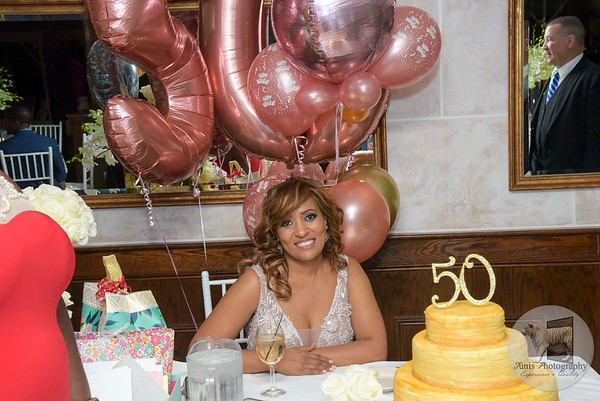 Fifty & Fabulous, Nadia's 50th Birthday Party Photos
