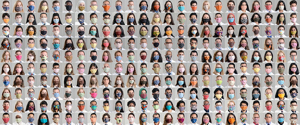 Masks at Jacobs School