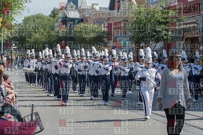BJHS Marching Band Disneyland