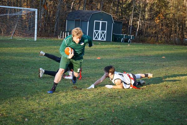 Faculty vs. Student Football