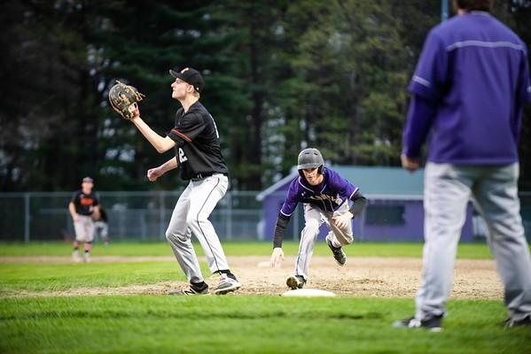 BUHS baseball vs. Keene 050919