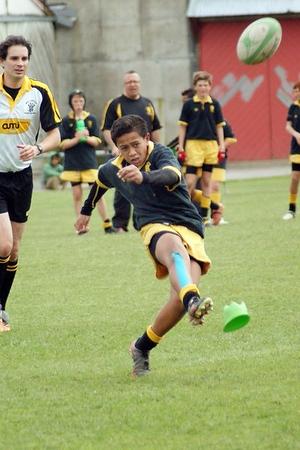 2013 Junior Rugby