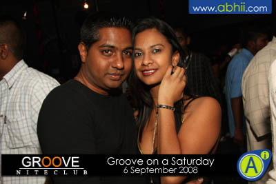 Groove - 6th September 2008