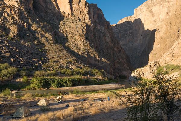 2016-11-22 Marisal Canyon Canoe Trip - Day 3