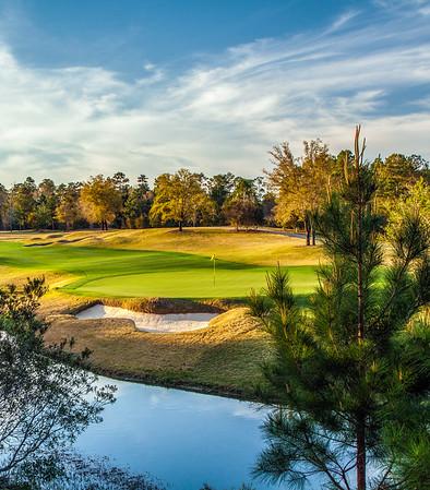 Fallen Oak Golf Photography