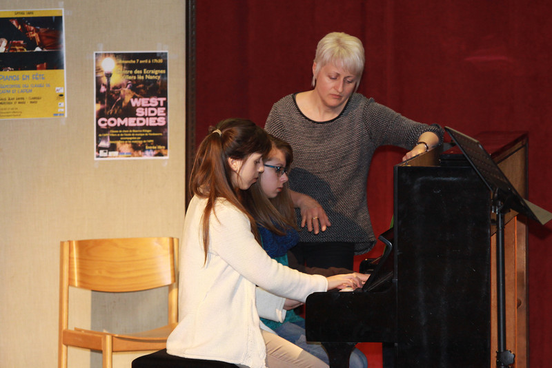 audition pianos APEM APM - 2013