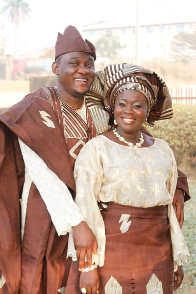 Adetoro & Olalekan Ibadan, Nigeria