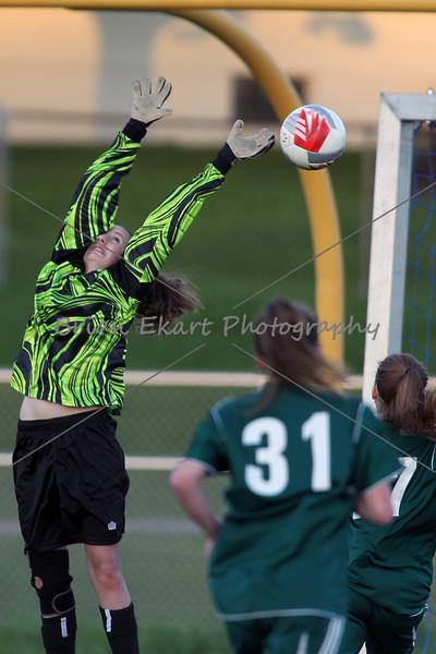 U13 Girls Soccer SA vs Anoka - 5/23/13