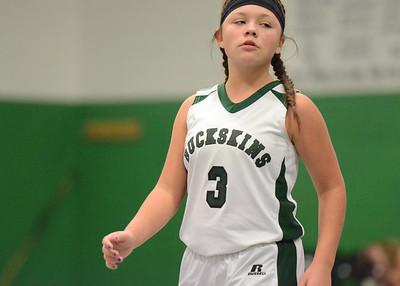 Basketball - LMS Girls 8th - Joel E Barber