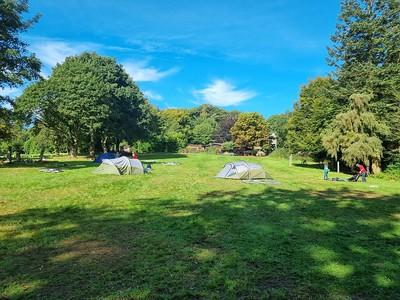 2021-09-19 Group Camp at Kibblestone
