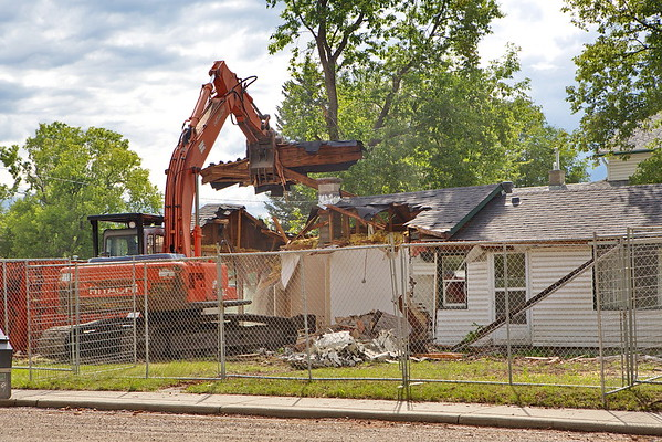 House Demolition July 7 2016