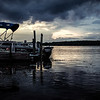 Boat Before The Storm