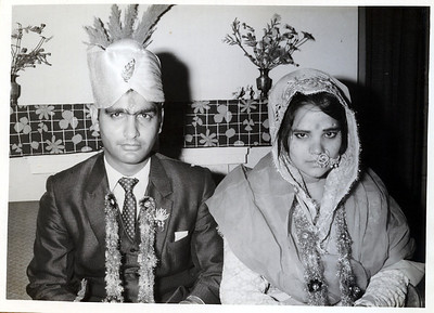 Mom & Dad Wedding