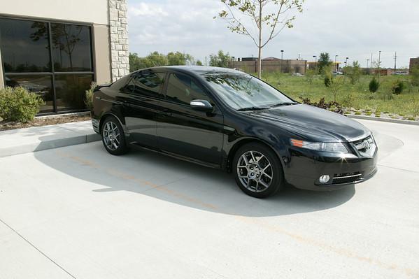07 Acura TL Type S