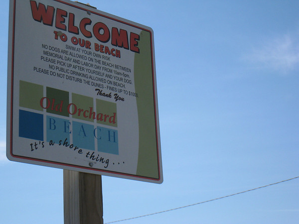 Old Orchard Beach (Aug 2008)