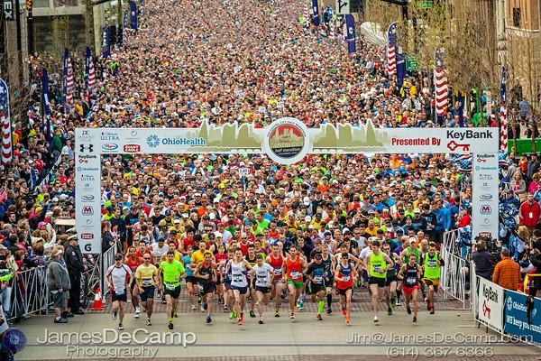 2014 Cap City Half Marathon