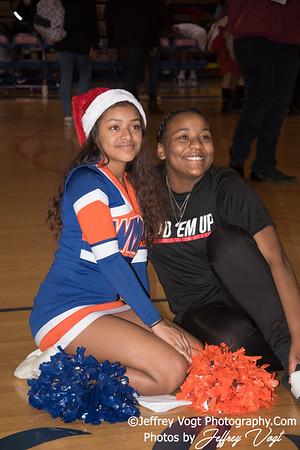 12/20/2017 Watkins Mill HS Varsity Cheerleading, Photos by Jeffrey Vogt Photography