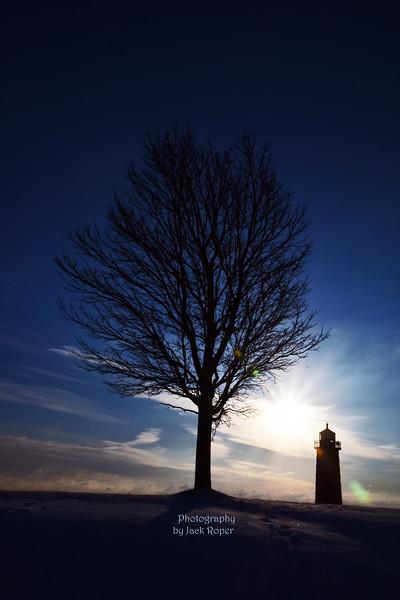 01 Light house and a tree 1891.jpg
