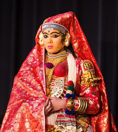 Parvathi's debut as Damayanthi