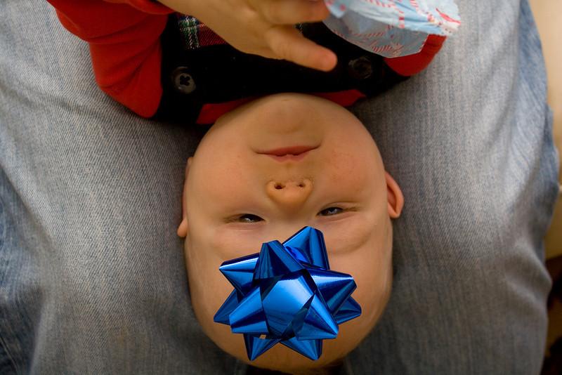 Quinton as a present