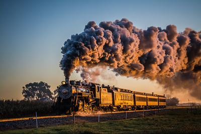 Strasburg Rail Road: Steam Strikes Back