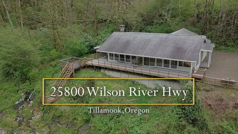 25800 Wilson River Highway VIDEO