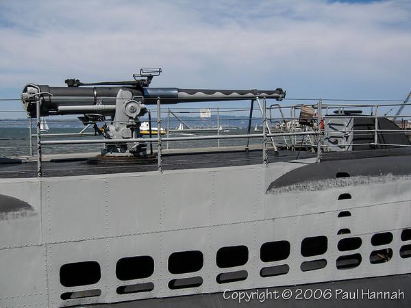 USS Pampanito (SS-383) Balao Class - San Francisco, CA
