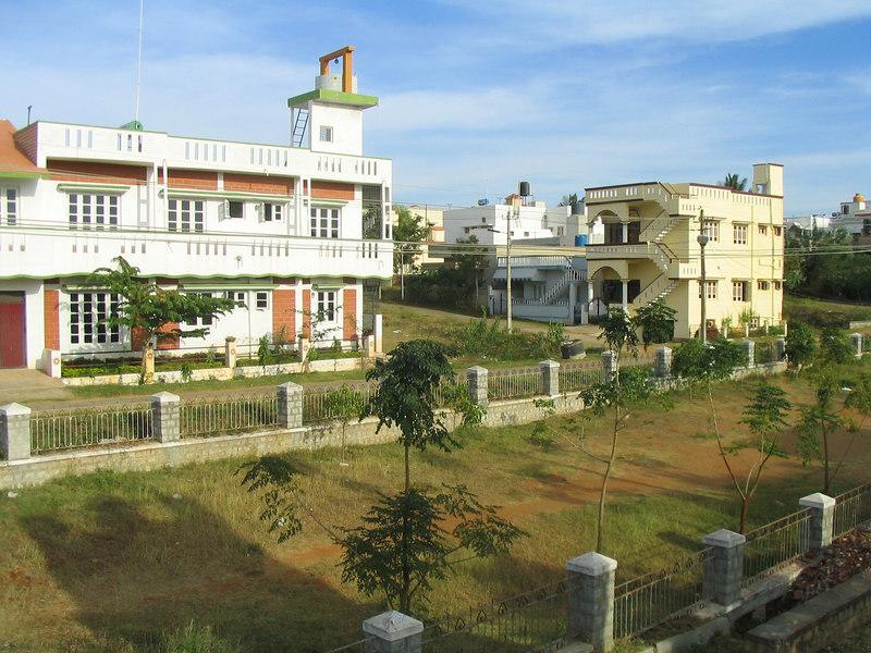 The homes of Vijay Nagar, Stage 1.