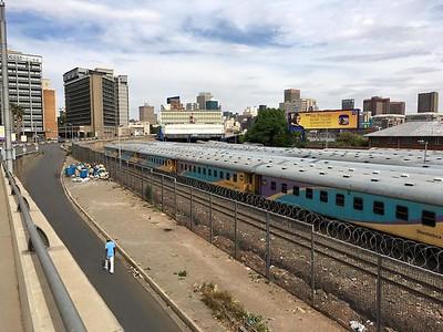2015 - South Africa - Johannesburg - South Africa Railway Company